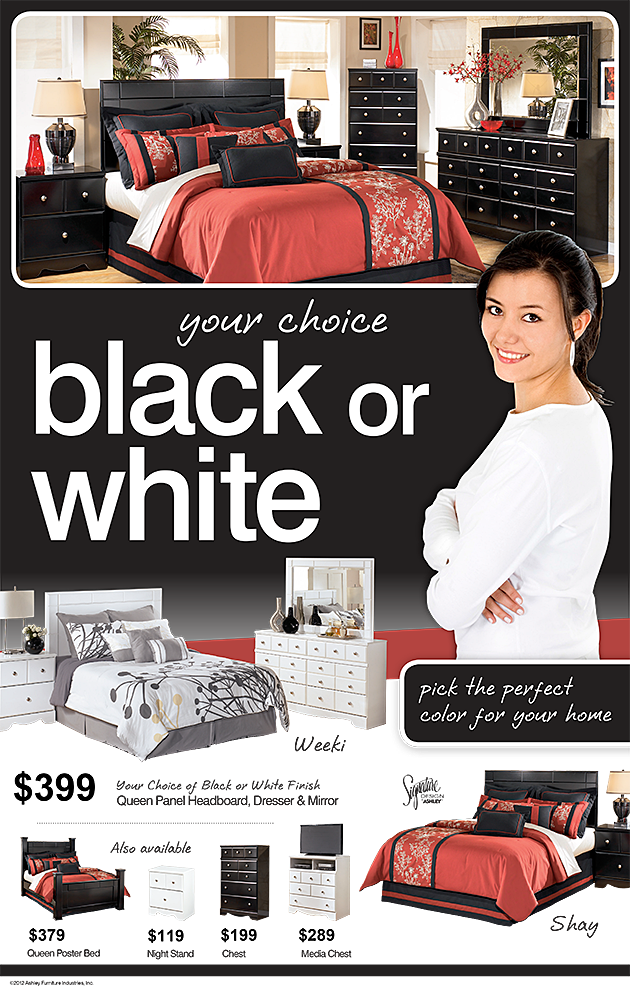 Your Choice Bedroom Set